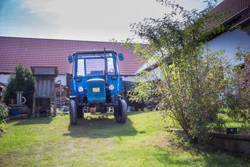 tractor Zetor