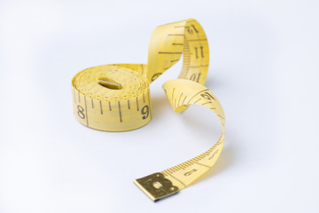 Measure tape for Checking Waistline Tailoring Meter to Healthy