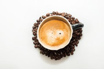 кофе без фона
