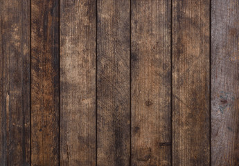 Rough old grunge weathered wood planks background