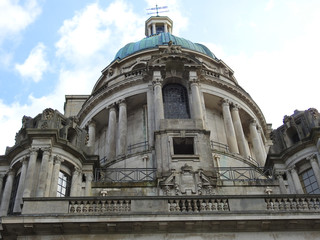 Ashton Memorial is a folly in Williamson Park in the city of Lancaster in northwest England.