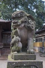 街の神社仏閣