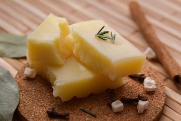 チーズとスパイス