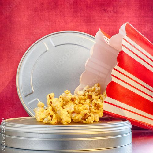 Popcorn Kino Preis