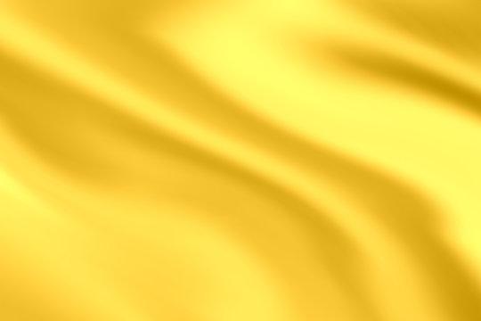 Gold vector gradient mesh illustration background