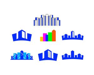 city logo collection