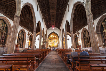 Se Cathedral, Funchal
