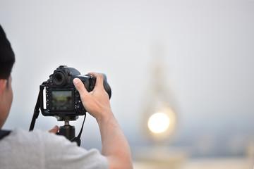 professional camera photographer.