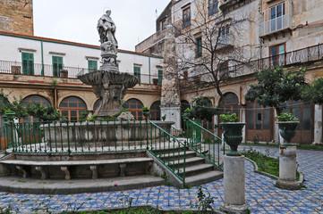 Palermo, il convento di Santa Caterina d'Alessandria