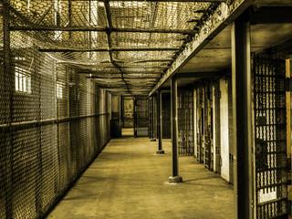 Maximum security prison