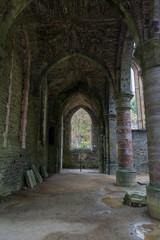 Ruined Abbey Belgium