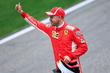 Formula One - F1 - Chinese Grand Prix qualifying - Shanghai, China