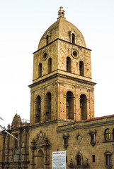 San Francisco Church, La Paz, Bolivia