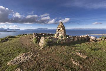 Sun Island, Lake Titicaca, Bolivia