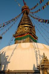 Swaymbhunath-Tempel, Kathmandu, Nepal