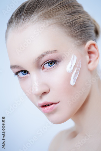 """apply Face Cream"" Stock Photo And Royalty-free Images On"