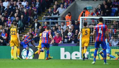 Premier League - Crystal Palace vs Brighton & Hove Albion