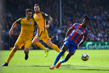 Premier League - Crystal Palace vs Brighton & Hove Albion