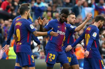 La Liga Santander - FC Barcelona vs Valencia