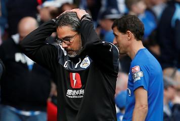 Premier League - Huddersfield Town vs Watford