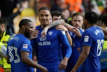 Championship - Norwich City vs Cardiff City