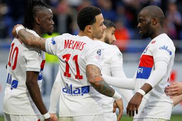 Ligue 1 - Olympique Lyonnais vs Amiens SC