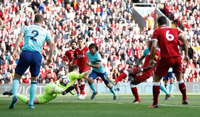 Premier League - Liverpool vs AFC Bournemouth