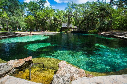Juniper Springs, Florida