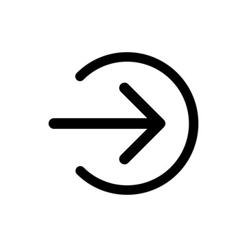 Login Vector Icon