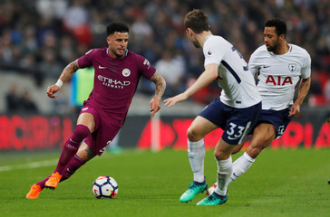 Premier League - Tottenham Hotspur vs Manchester City