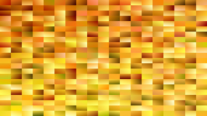 Geometric abstract rectangle background - gradient mosaic vector design from colored rectangles