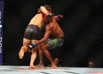 MMA: UFC Fight Night Phoenix-Sanders vs Williams