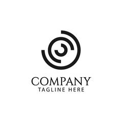 Company Logo Vector Template Design Illustration