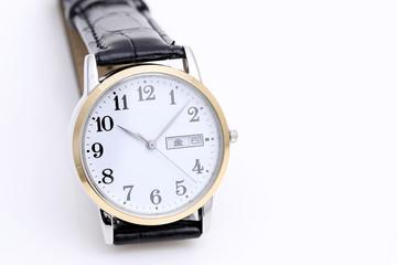 腕時計 時間
