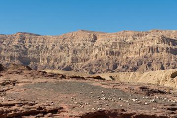 At Timna Park, near Eilat