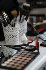 makeup and cosmetics for woman