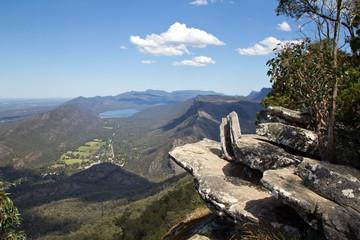 Australien, Grampians Nationalpark, Boroka Lookout