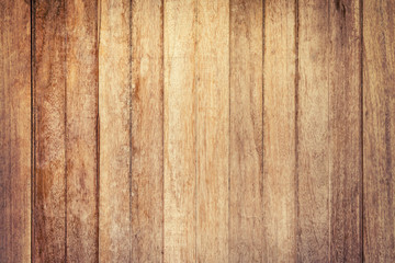 Aged Wood Background and Texture vertical, Vintage toned.