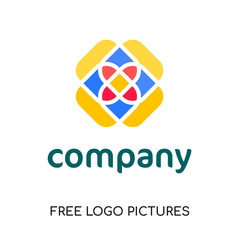 free logo pictures isolated on white background for your web, mobile and app design