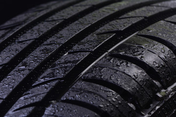 Tire texture