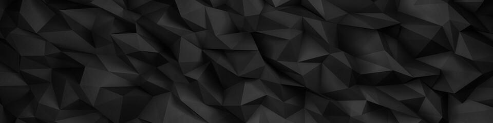 stylish black header structure Fotoväggar