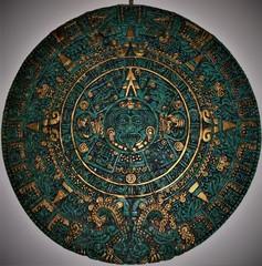 Maya, Atzteken, Monomente, Skulpturen