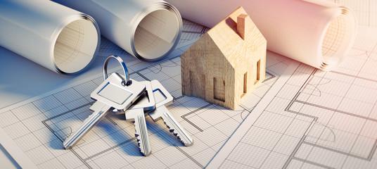 Konzept eigenes Heim - Planung