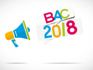 mégaphone : bac 2018