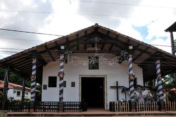 Porongo church