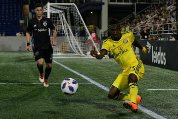 MLS: Columbus Crew at D.C. United