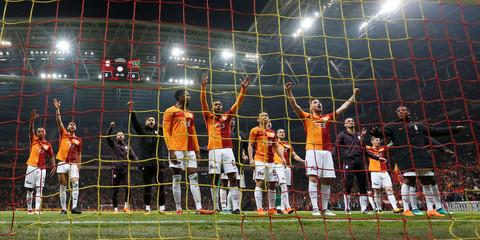 Turkish Super League - Galatasaray vs Basaksehir