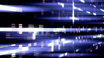 Data Glitch Random Digital Signal Error 11101
