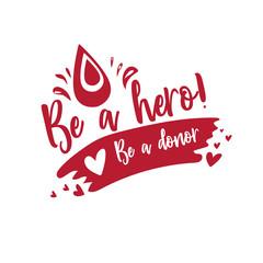 International Blood Donor Day