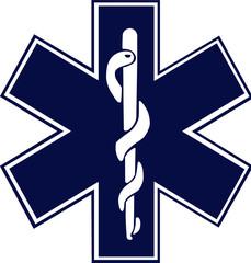 Star of Life / EMT Symbol / Medical